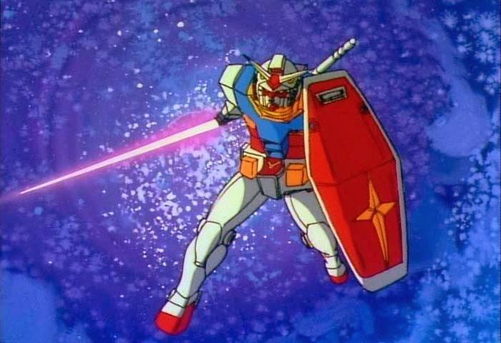Gundam  ANIME DA SALVARE PER IL FUTURO SECONDO Nikkei