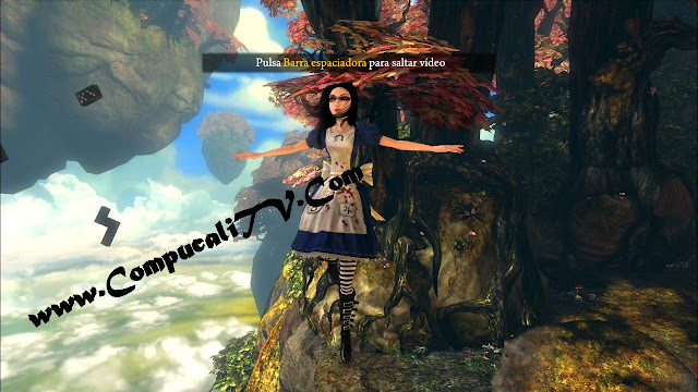 Capturas Alice Madness Returns Version Skidrow Español 100%