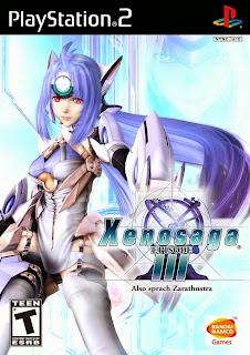 Xenosaga Episode III: Also sprach Zarathustra Ps2 Iso Ntsc Juegos Para PlayStation 2