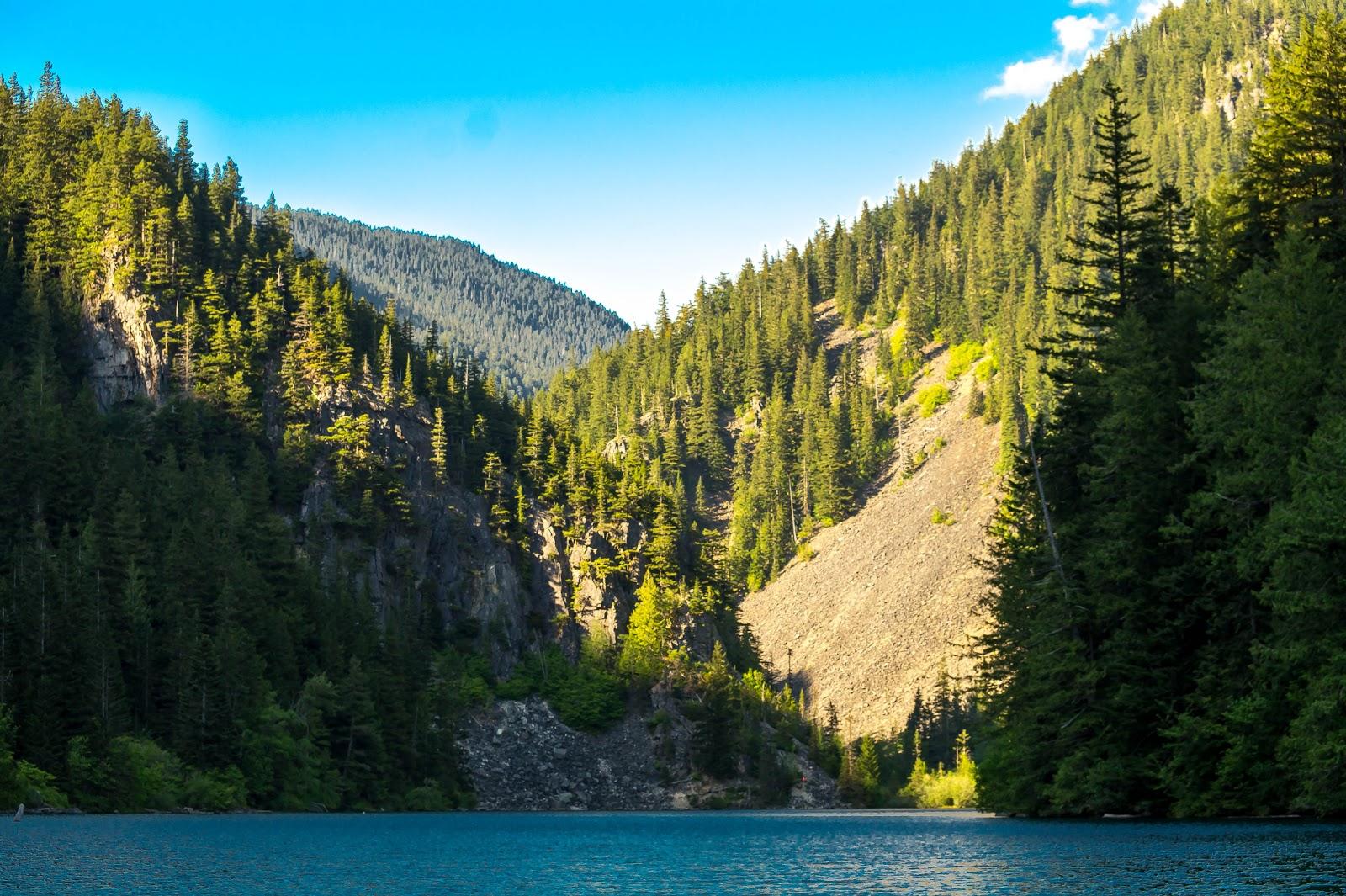 озеро Линдман.