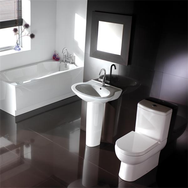 New home designs latest modern homes small bathrooms ideas for New bathroom small space