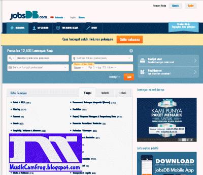 Situs Lowongan Kerja id.jobsdb.com