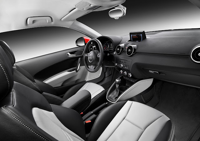 Cho thuê xe Audi A1 2011