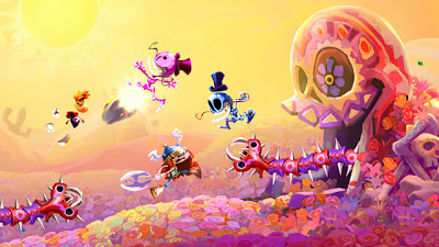 Free Download Rayman Legends For PC