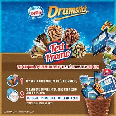 http://www.boy-kuripot.com/2014/05/nestle-drumstick-text-promo.html