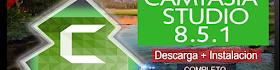 CAMTASIA STUDIO 8.5.1 FULL