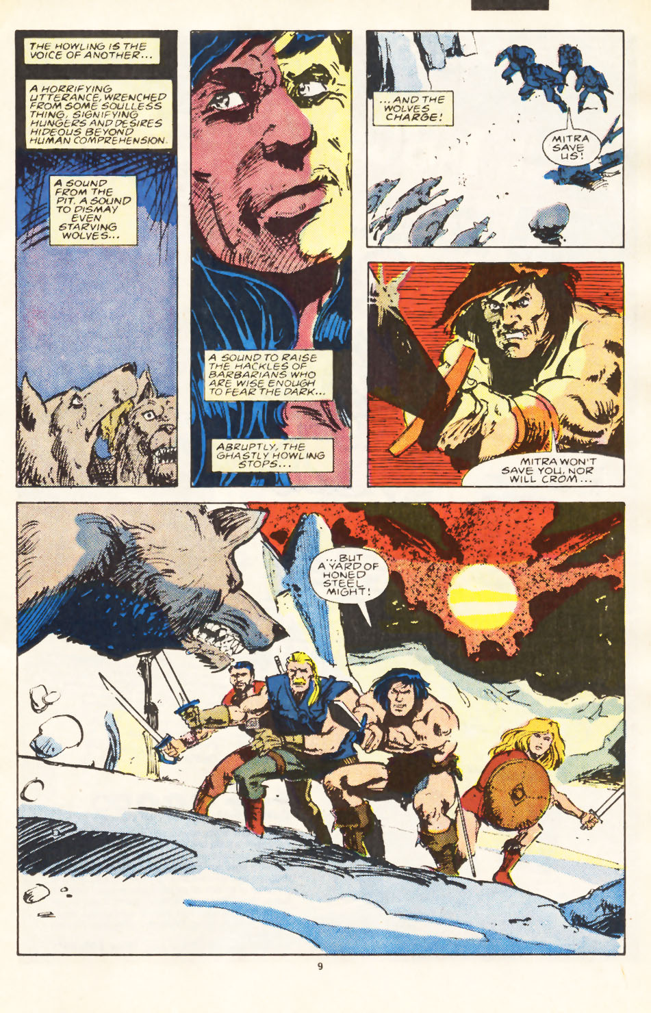 Conan the Barbarian (1970) Issue #224 #236 - English 8