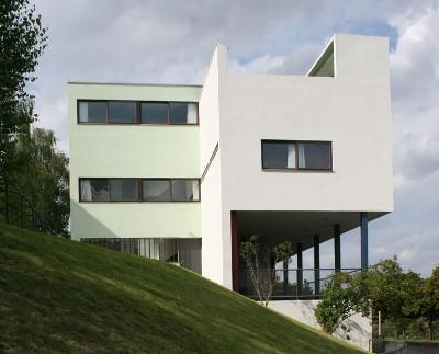 Ipa ii lauren boni doppelhaus le corbusier 1926 7 - Casas de le corbusier ...