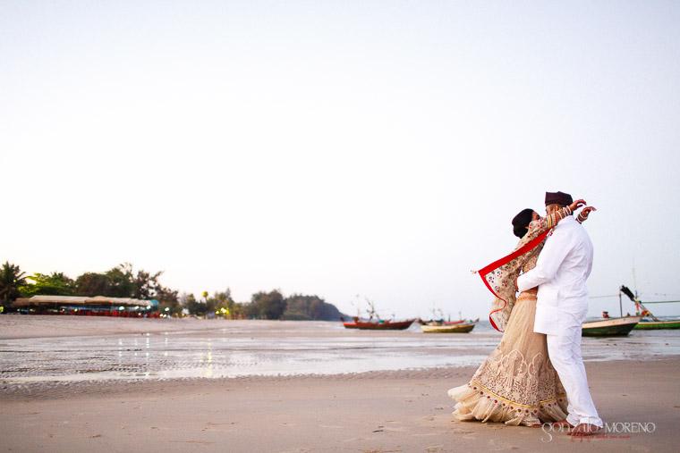 boda hindu tailandia llena de color Gonzalo Moreno blog de bodas retales de bodas
