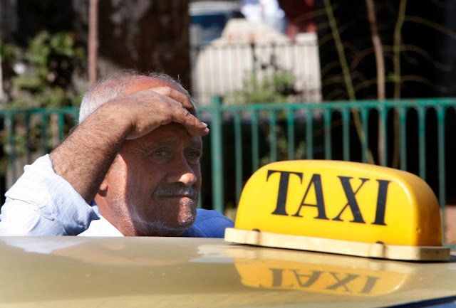 #TaxiStrike