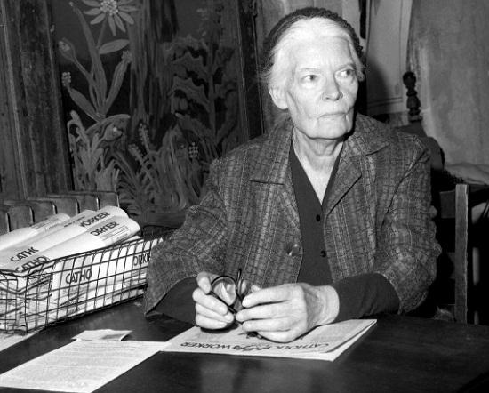 Profil Dorothy Day Mantan jurnalis Amerika Serikat Menjadi Aktivis sosial Gereja Katolik Roma