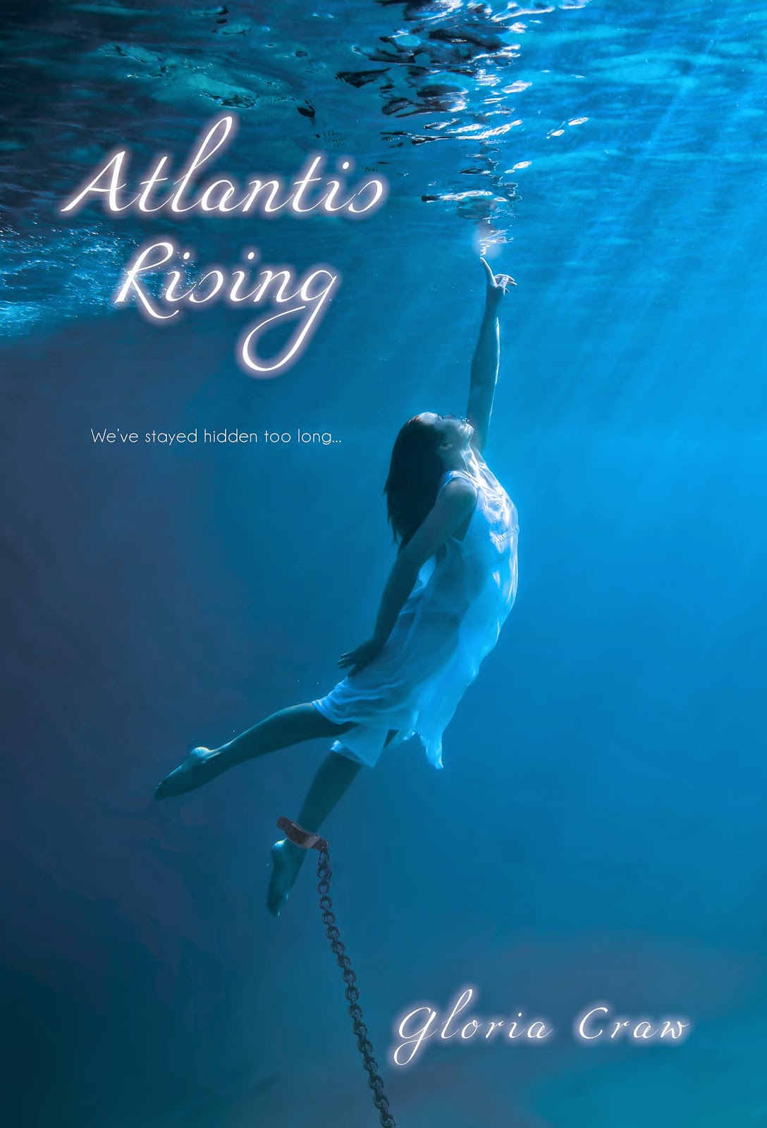 Cover Reveal – Atlantis Rising