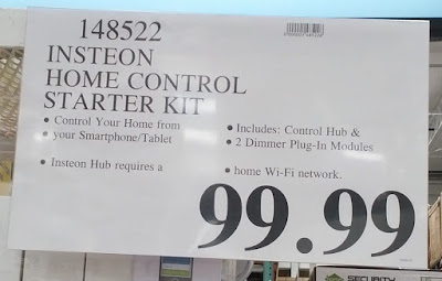 Deal for the Insteon Home Control Starter Kit at Costco