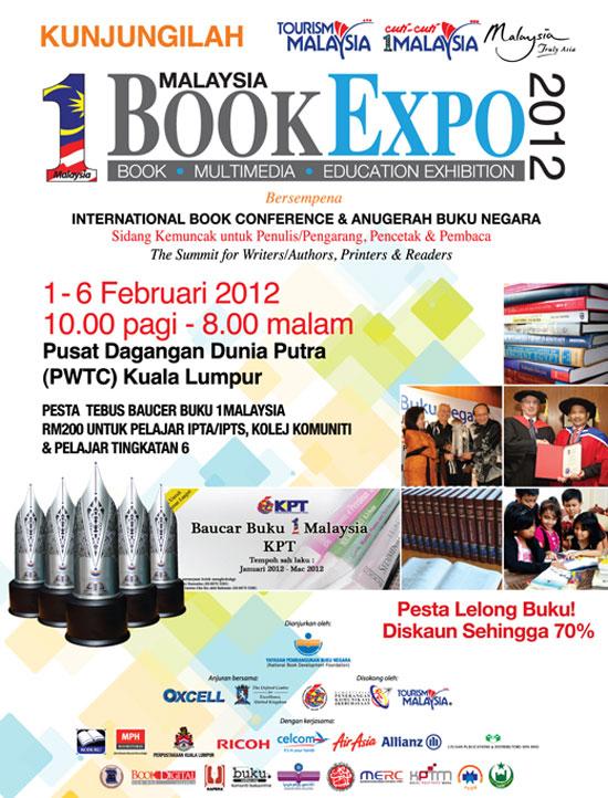 1Malaysia Book Expo