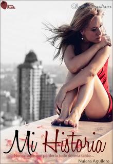 """Fic - """"Mi Historia"""" de Naiara Aguilera (ASD) Portada"""