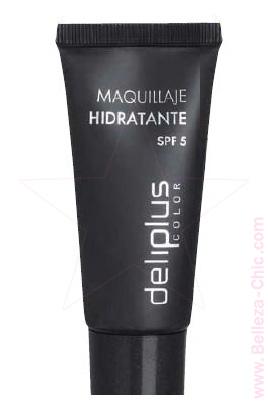 maquillaje hidratante deliplus