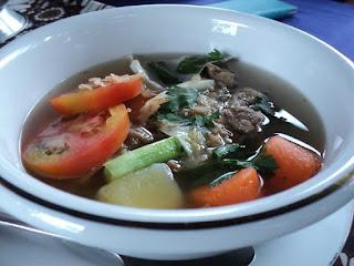 soup pringsewu resto yogya