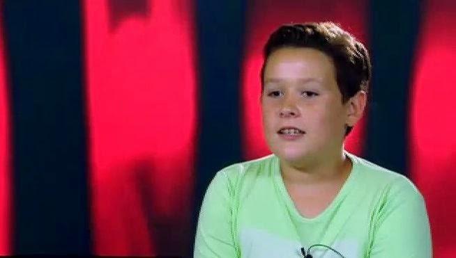 Kerman-La Voz Kids