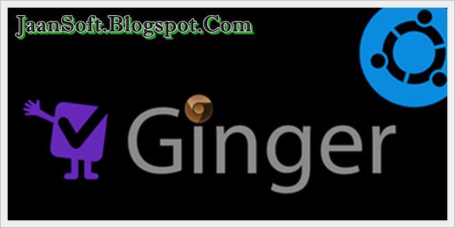 Ginger Grammar and Spell Checker 3.6.271 Windows