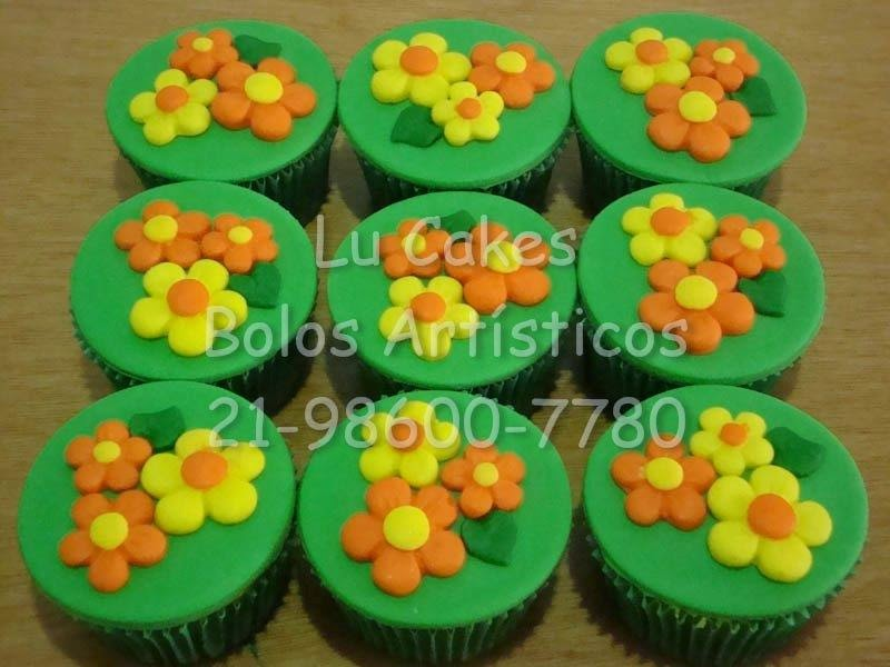 festa jardim da clarilu:Lu Cakes – Bolos Artísticos: Bolo e Cupcakes O Jardim da Clarilu