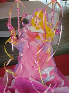 Piñatas de la Bella Durmiente