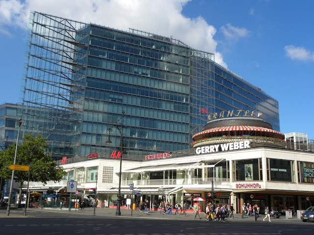 Modern Buildings of Berlin