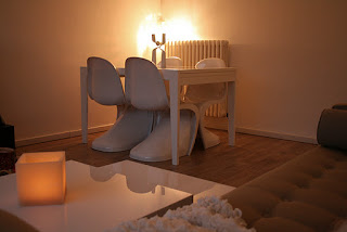 Panton S chair - Copies