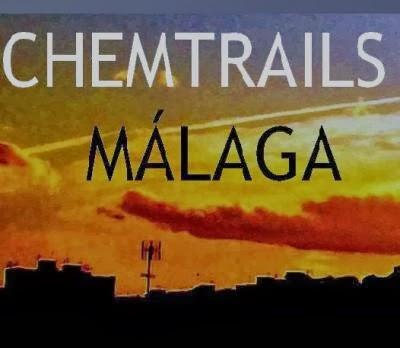 Chemtrail Málaga