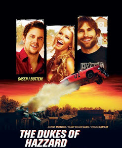 Poster Of The Dukes of Hazzard (2005) In Hindi English Dual Audio 300MB Compressed Small Size Pc Movie Free Download Only At worldfree4u.com