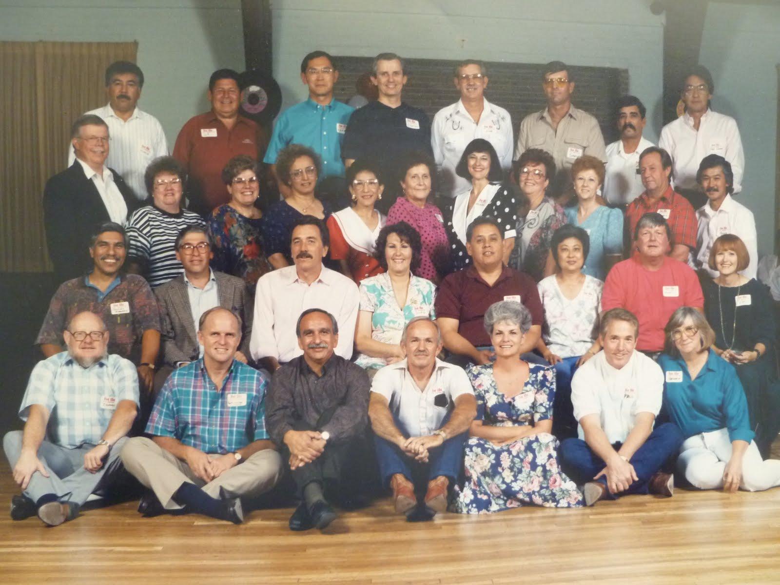 Orosi union high school 1961 50th reunion 30 year reunion of 1961