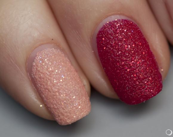 Kiko Haute Punk LE - Real Glare nail lacquer (skittle)