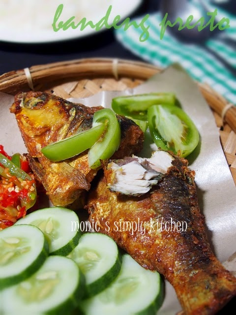 milkfish with pressure cooker recipe