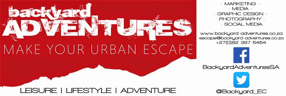 Backyard Adventures - Make your urban escape