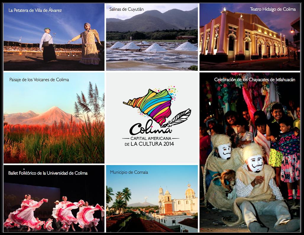 Siete Tesoros Culturales de Colima
