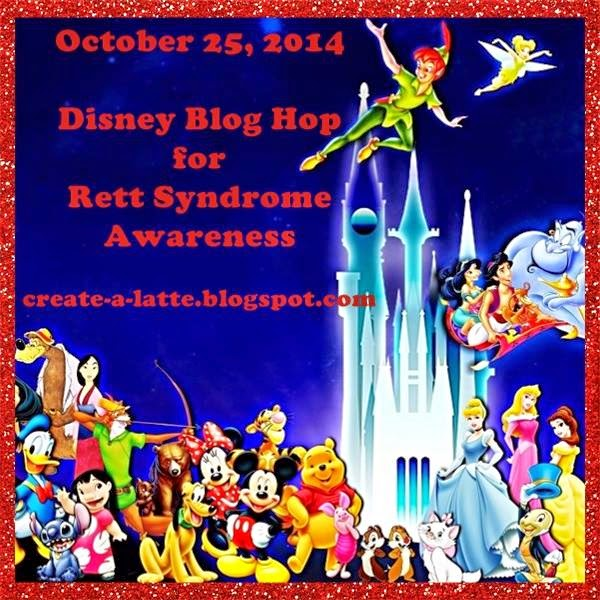 Disney Blog Hop for Rett Syndrome Awareness