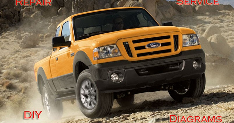Ford Ranger Owners Manual PDF