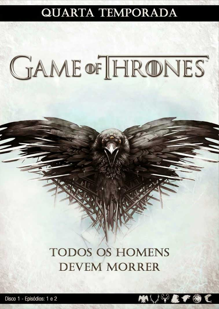 Game Of Thrones 4ª Temporada Torrent - BluRay 720p Dual Áudio