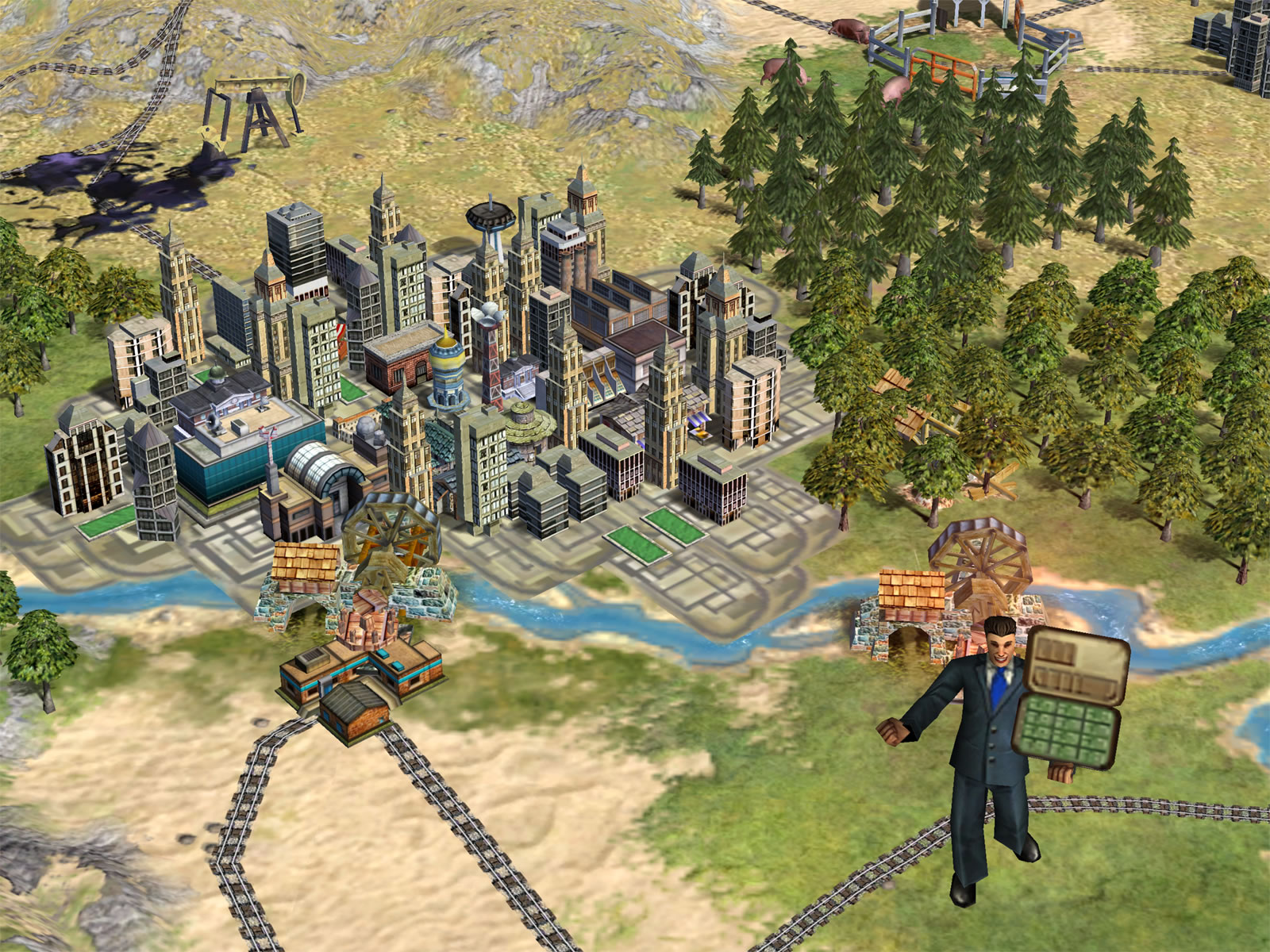 Civilization V MacOSX Game Free Download