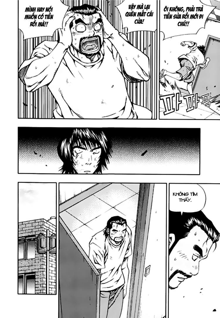 Kid Gang – Nhóc siêu quậy chap 180 – End Trang 9 - Mangak.info