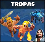 Wiki Clash of Clans - Tropas