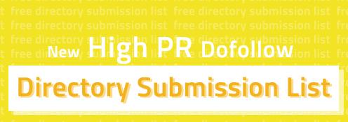 Danh sách backlink doFollow Director chất lượng 2015