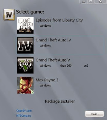 Baixar OpenIV Para Grand Theft Auto V