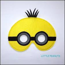 Page 2 successsprinters mucho minions for Minion mask template