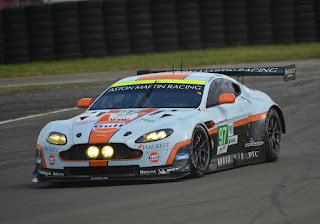 Aston Martin Vantage V8 Jaeger-LeCoultre n°97