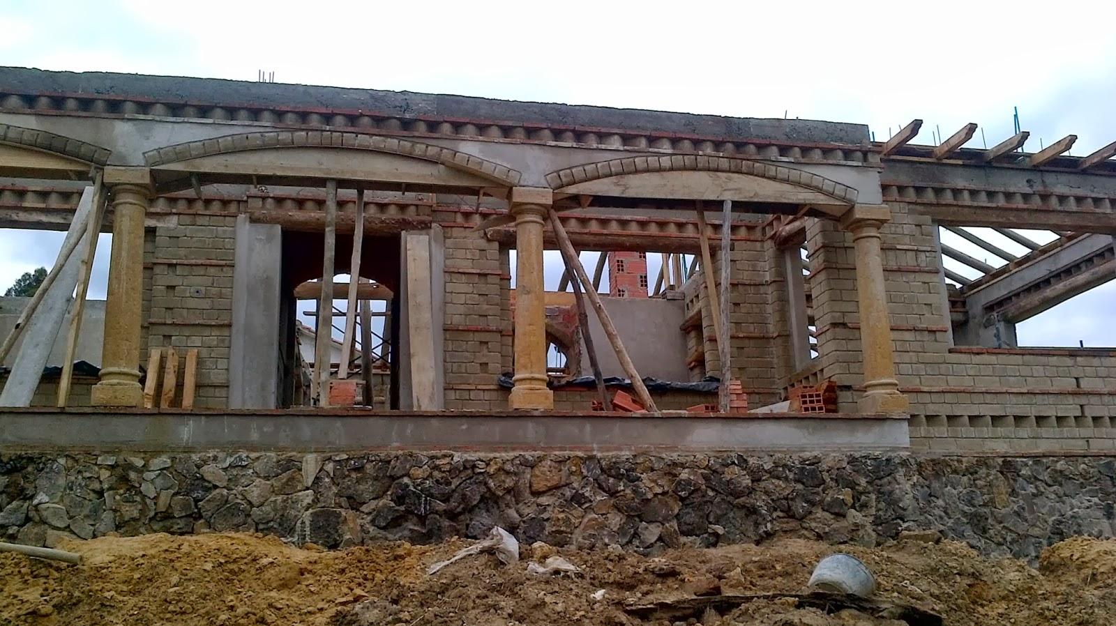 Construcciones r sticas construcciones en adobe piedra y for Construcciones rusticas