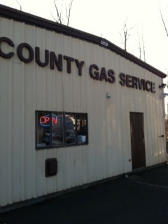 COUNTY GAS SERVICE