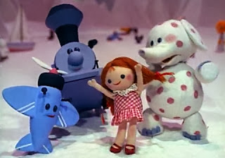 The Contents Of My Head Here On The Island Of Misfit Toys