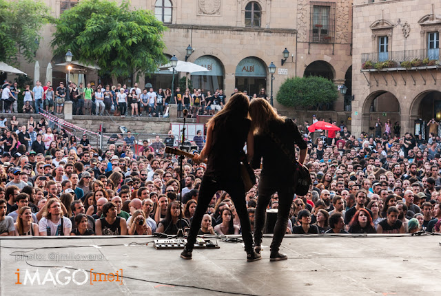 Katatonia @ Be Prog! My Friend, Poble Espanyol 11-07-2015