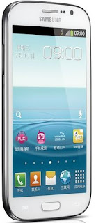 Samsung GT-i9128 Galaxy Grand (Samsung Baffin) Specs, scheda techica e foto in anteprima.