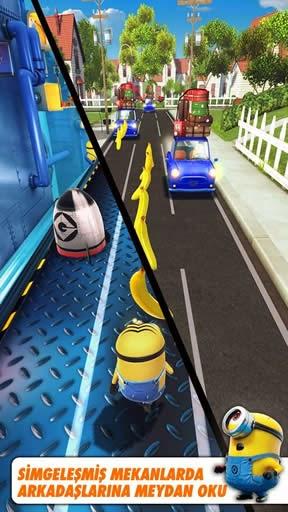 Çılgın Hırsız: Minion Rush v.1.6.1 Full APK İndir (20.32Mb)